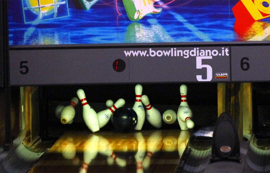 Al Bowling di Diano anche un omaggio per te